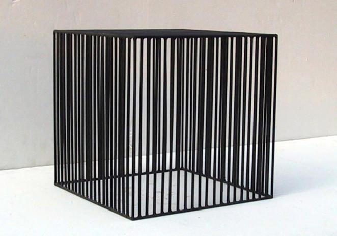 Cubo Di Ferro.Cubo Mobili In Ferro Antonino Sciortinoantonino Sciortino